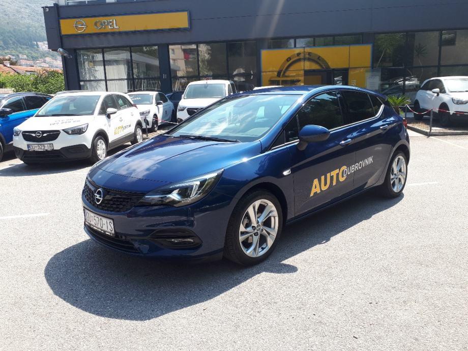 Opel ASTRA 5D GS LINE D15DVH