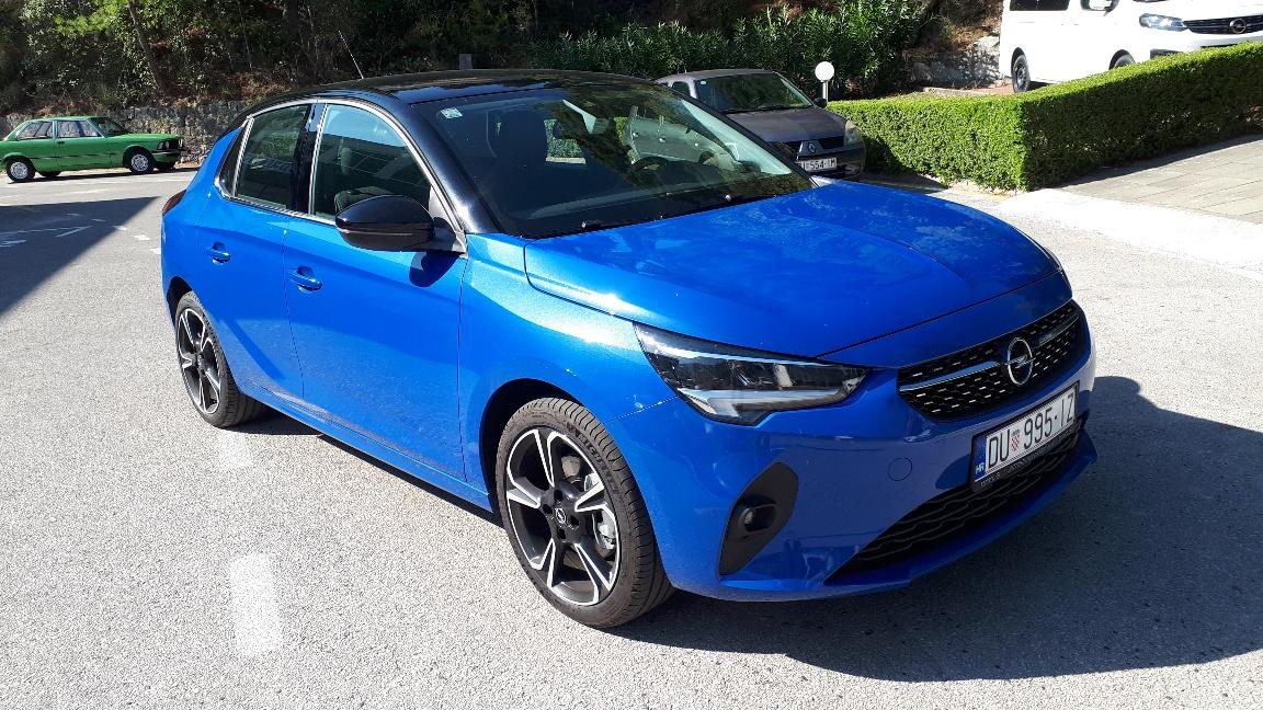 Opel CORSA ELEGANCE D15DT